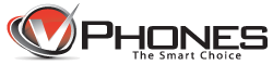 vPhones – The Smart Choice Logo